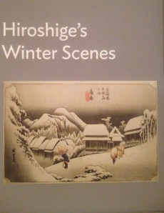 Art Institute- Hiroshige's Winter Scenes