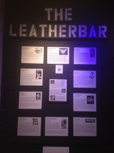 A collective of Leather Bars
