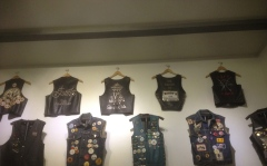 Donated Leather Vest...