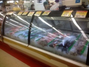 fresh seafood, poultry, and beef...