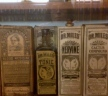 Walls of Patent Medicines...