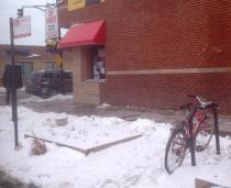Hot Doug's, 3324 N California Ave, 10:30-4, CASH ONLY