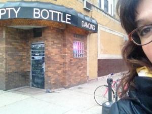 The Empty Bottle, 1035 N. Western  Ave.
