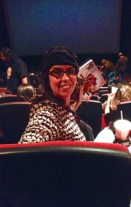 Attending the film, I am from Chile.