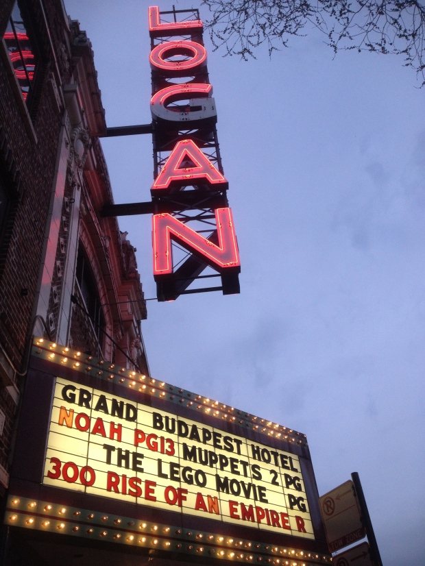 Logan Square Theater will host several events/films as part of next week's CIMM FEST!  2646 N Milwaukee