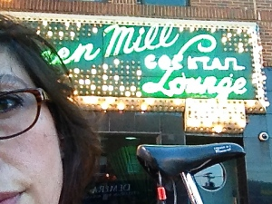 The Green Mill Lounge, 4801 N. Broadway St.