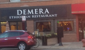 Demera Ethiopian Restaurant, 4801 N. Broadway St.