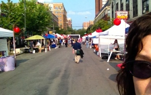 Argyle Night Market, Argyle Street (5000 N) from Sheridan Rd. on the east (1000 W) to Kenmore Ave, Thursdays 5-9pm (July 10-September 4).