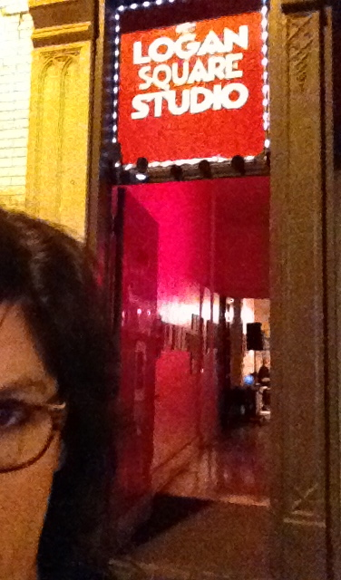 The red door entrance from the street. I've pasted this several times but was shy about going in alone.
