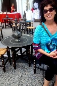 A traditional Turkish Tea Table...
