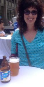 A refreshing Efes Pilsener beer before the festivities!