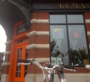 "Kuma""s Corner, 2900 W. Belmont Ave."