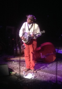 Emcee and incredible musician Dom Flemons