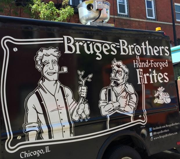 Bruges Brothers Frites