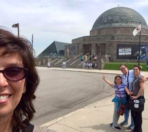 The Adler Planetarium & Astronomy Museum, 1300 S. Lake Shore Drive