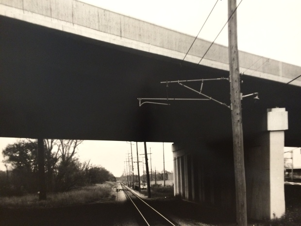 Infrastructure, Gary Indiana 2014 Gelatin Silver Prints