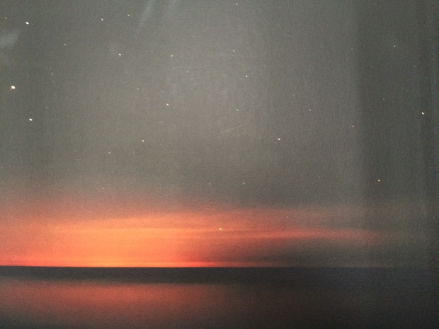 Chicago from Across the Cosmos with Lake, Edition of 7, 2014