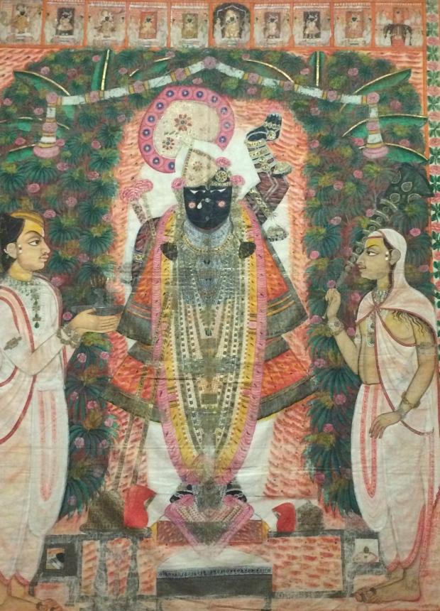 Kunj Ekadashi Festival, late 19th century
