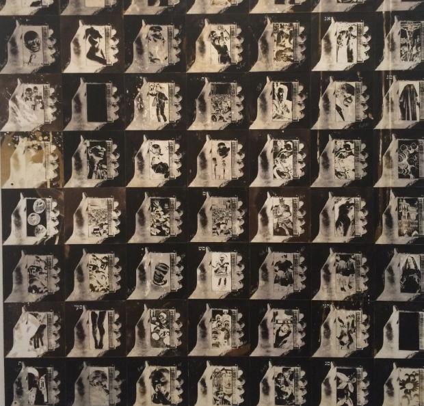 Wallace Berman, Untitled, 1968