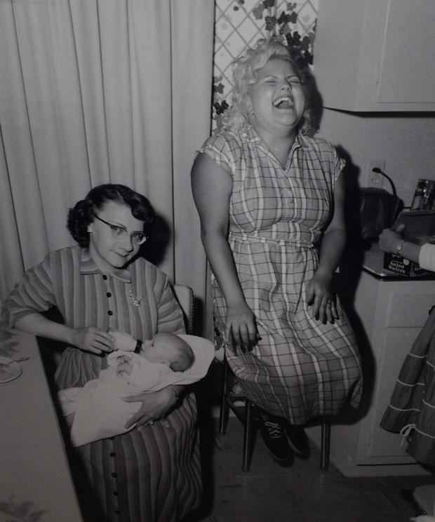 Jennifer Greenburg, Something Funny Happened in the Kitchen, 2011