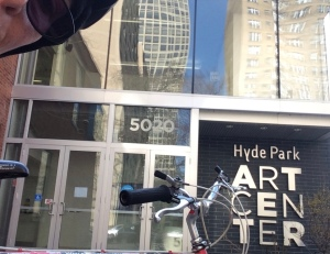 Hyde Park Art Center, 5020 S. Cornell Ave.